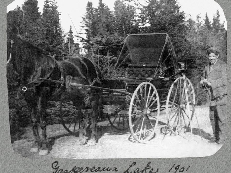 B2 - Gaspereau Lake 1901