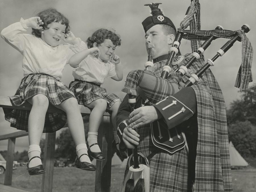 B3 - Antigonish Highland Games, 1961