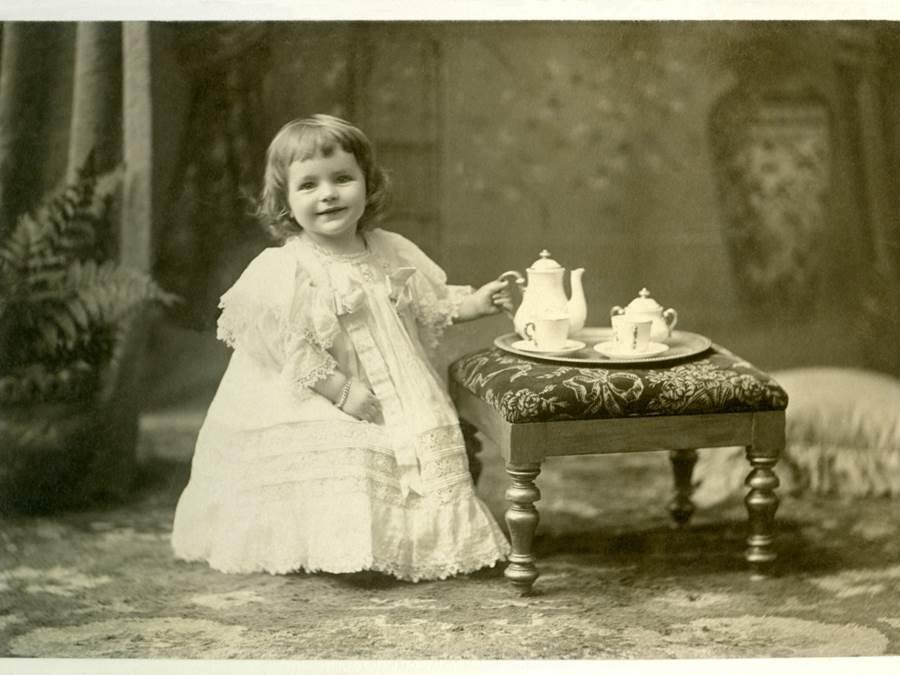 B3 - Marian Seaman, circa 1901