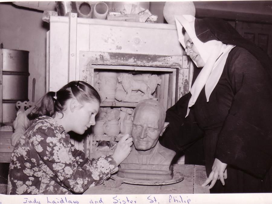 Mount St Bernard School of Pottery