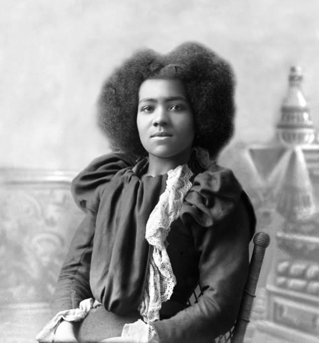 B6 - Rebecca Ash, c. 1900