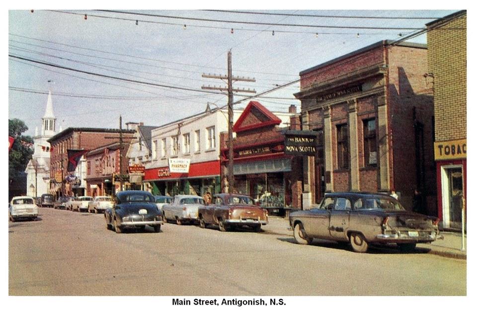 b of NS Main Street colour