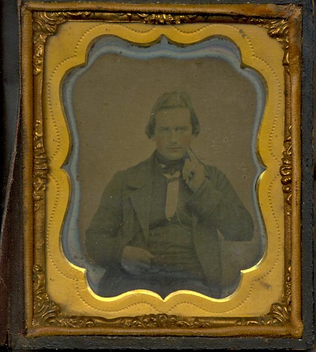 daguerreotype Antigonish man unidentified
